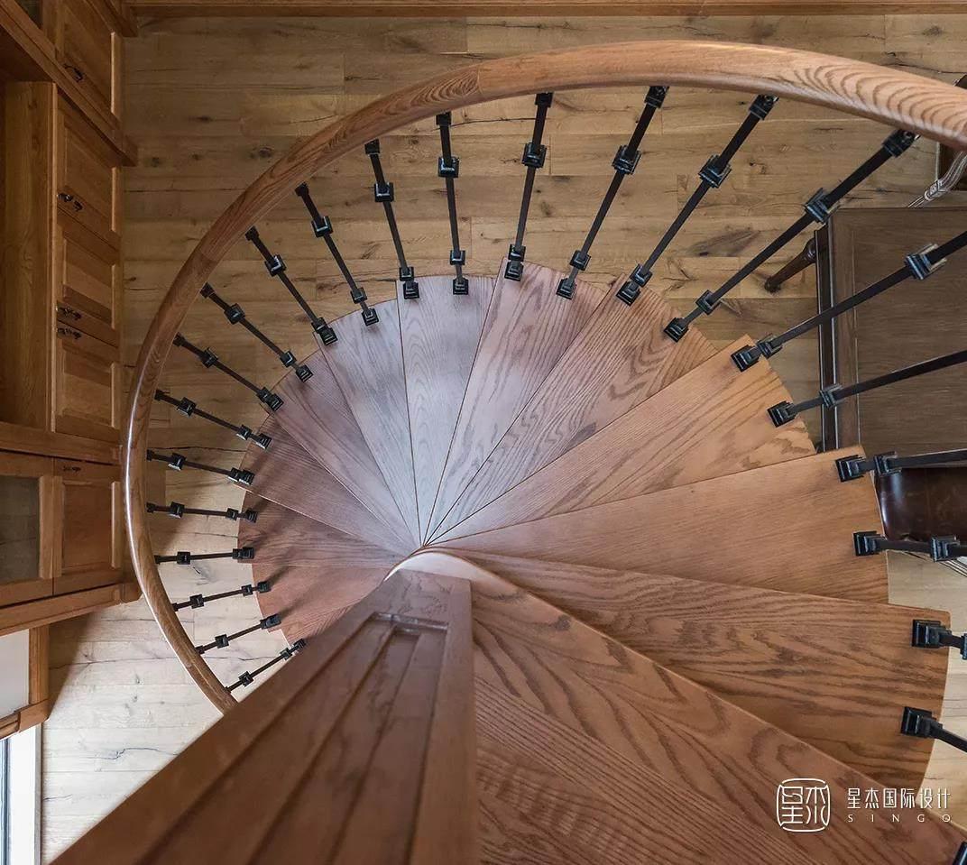 小户型楼梯
