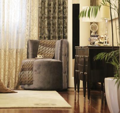 新古典裝修沙發效果圖