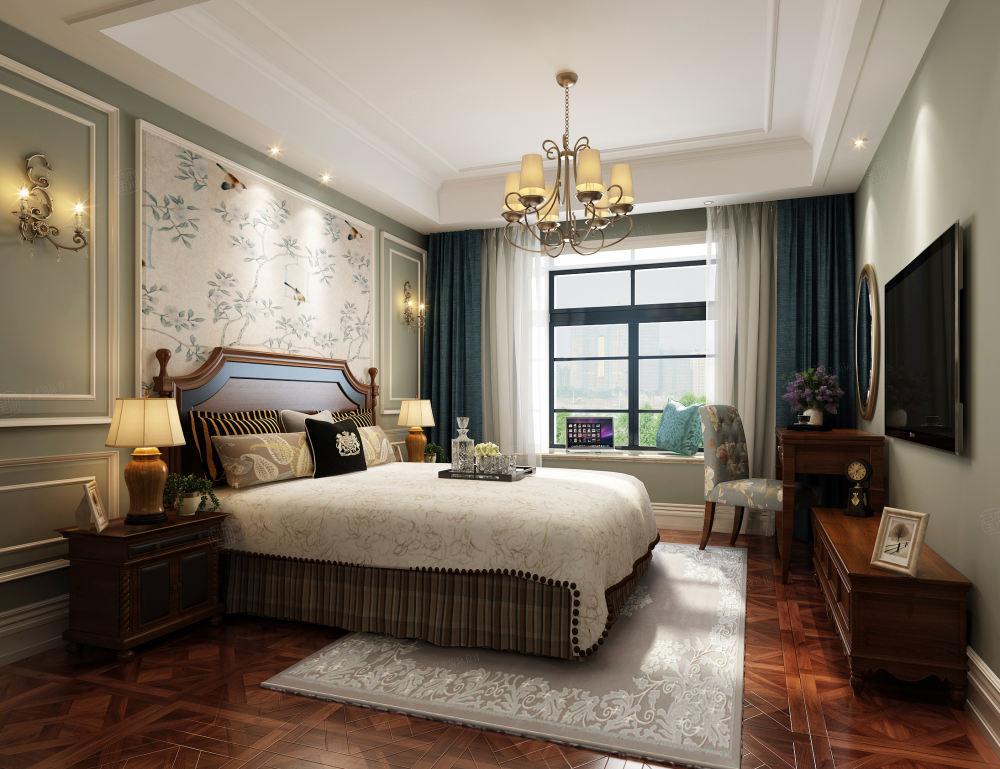凯佳尊品国际 欧式装修起居室效果图