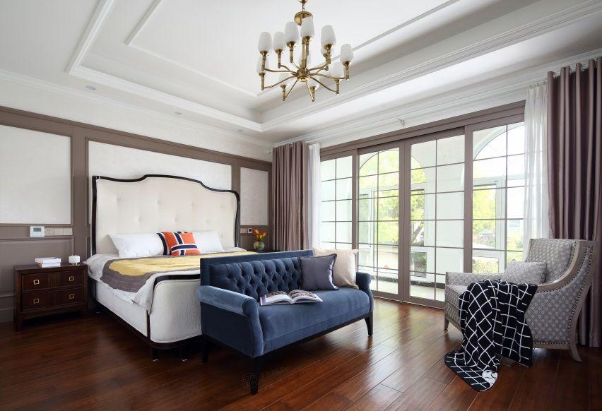 美式装修沙发效果图