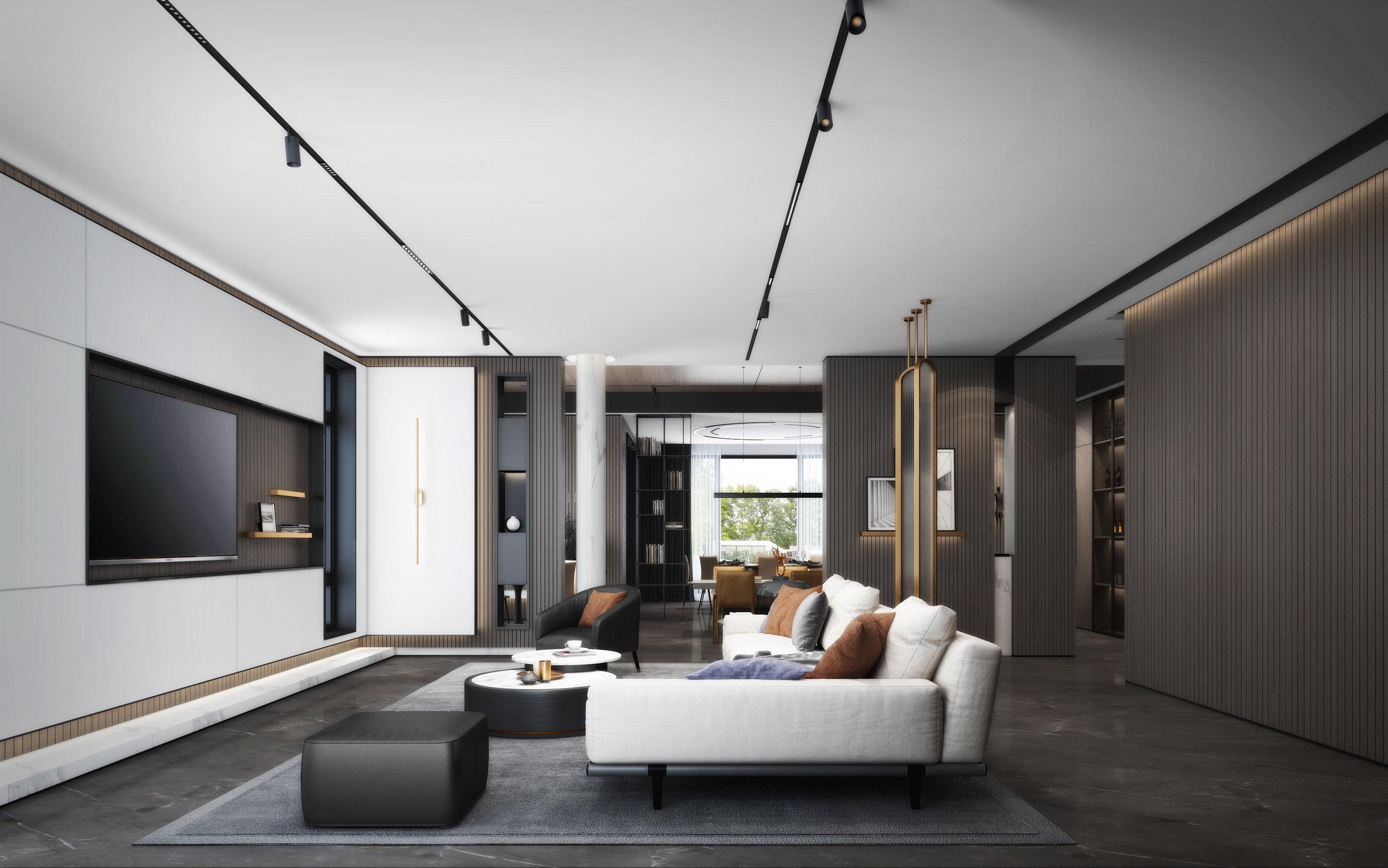 私宅—现代简约